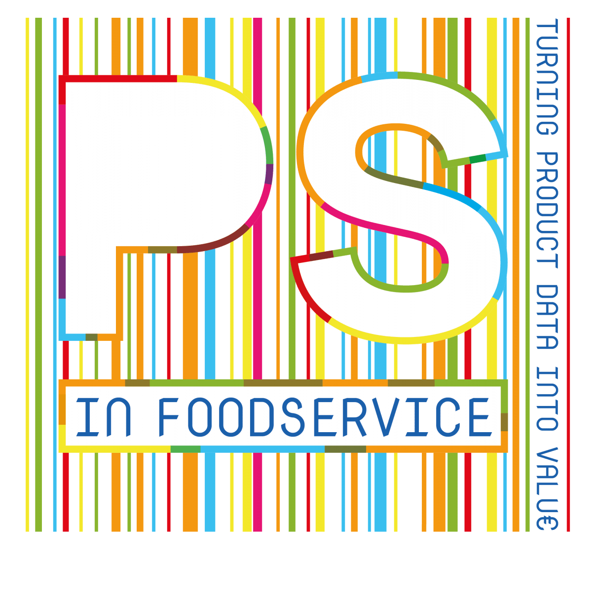 logo ps in foodservice met slogan